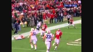 Onterio McCalebb vs Arkansas,Alabama,LSU,Georgia 2010 vs  ()