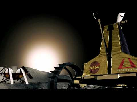 Astrobotic- 2012 Google Lunar X PRIZE Team Interview