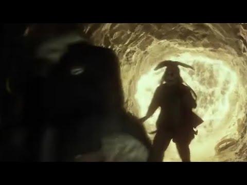 Tonto Saves John Reid from Execution    The Lone Ranger Movie Scene in Hindi