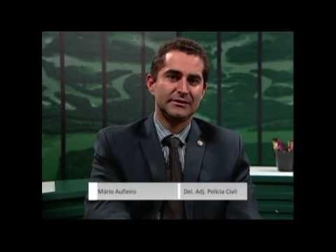 Del. Mário Aufiero - Entrevista Roda Viva AM Pt03/06
