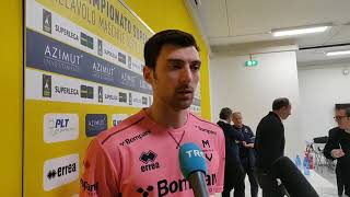 Modena Volley, intervista Simone Anzani