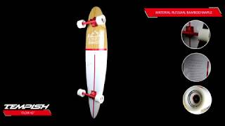 "Tempish - Flow 42"" - longboard"