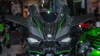 4. Kawasaki H2R 2017