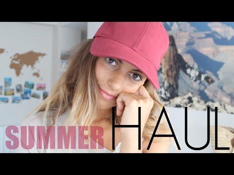 HAUL de verano - Ropa, Gafas, Bikinis, Gorras...