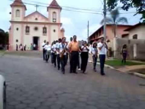 Dobrado Antônio Quirino - Banda de Funilândia MG