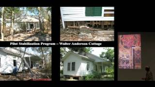 Preserving Mississippi's historic resources after Katrina: presentation at CHC symposium