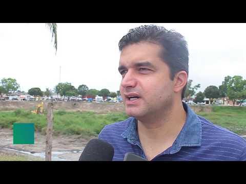 Rui Palmeira vistoria ações no Graciliano Ramos