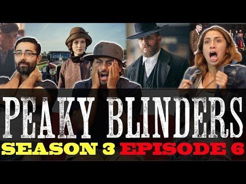 Peaky Blinders - Season 3 Episode 6 FINALE - Group Reaction