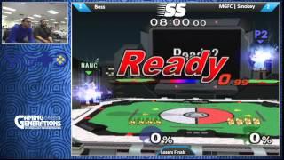 UDVGTC Spring Tourney – STB MGFC | Smokey (Fox) vs MVG Boss (Dr. Mario) – LFs