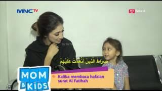 Video Wow, Rahma Azhari Menantang Anaknya Kalika - Mom & Kids (2/7) MP3, 3GP, MP4, WEBM, AVI, FLV Oktober 2017