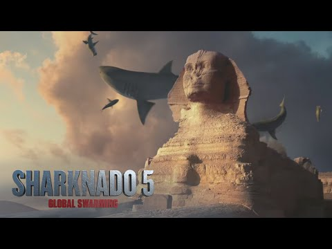 Sharknado 5: Global Swarming (Teaser)