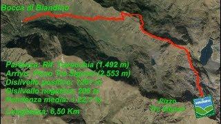 Dalla Val Biandino al Pizzo Tre Signori