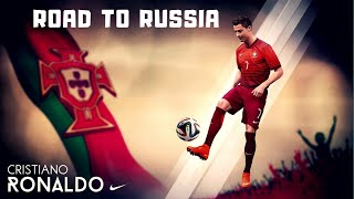 Cristiano Ronaldo•(malayalam)Jacobinte swargarajim film song•portugal Road to Russia•2018•hd