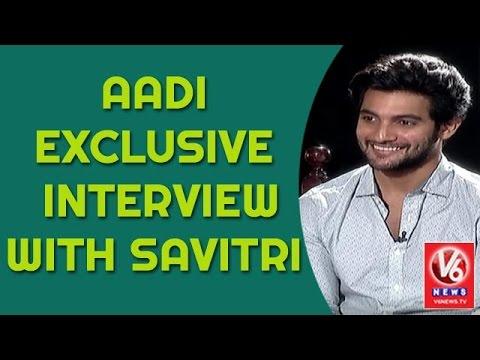Aadi Exclusive Interview with Savitri | Chuttalabbai Movie | Madila Maata | V6 News