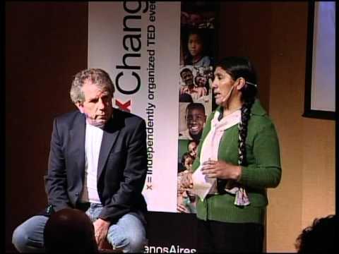 TEDxBuenosAires – TEDxChange – Rosario Quispe y Jorge Gronda – La potencia de la confianza