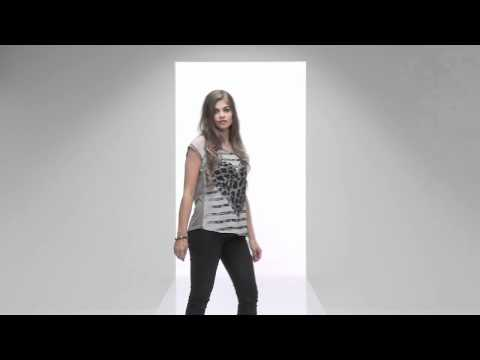 Abby Barton Catwalk - NEMESIS Model Agency (видео)