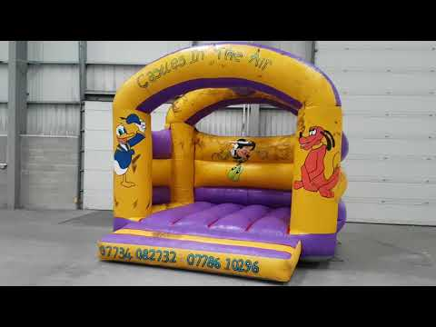 12X14 COMMERCIAL BOUNCY CASTLE FOR SALE