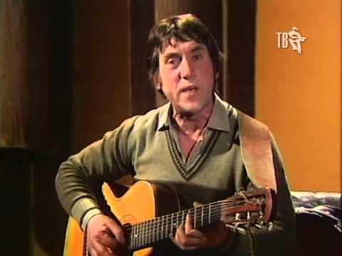 Владимир ВЫСОЦКИЙ - ПИСЬМО В РЕДАКЦИЮ (видео)