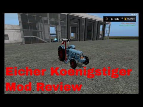 Eicher Koenigstiger final FS17 wsb v1.0