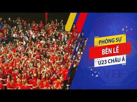 Phóng sự ngắn: Những cầu thủ thứ 12 trên sân trong trận đấu với Thái Lan| VFF Channel - Thời lượng: 5 phút, 16 giây.