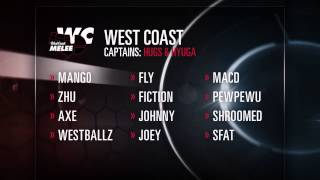 MLG SMASH INTRO & CREW BATTLES ROSTER!