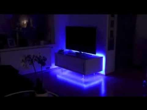 Подсветка за телевизором своими руками