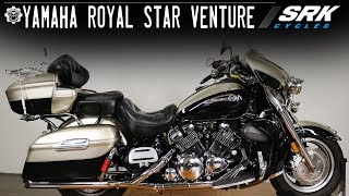 10. Yamaha Royal Star Venture