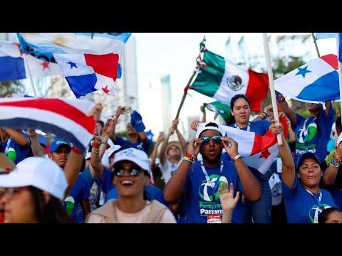 Panama: Papst-Besuch am Weltjugendtag