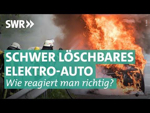 Elektroautos – Gefährlicher als Fahrzeuge mit Verbrennungsmotor?