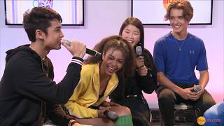 DONNY PANGILINAN And INIGO PASCUAL Chat With Global Pop Group NOW UNITED