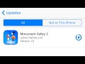 Download Video Monument Valley 2 Game Free Download : iPhone , iPad iOS 10 - 11 Without Jailbreak No Computer 2017