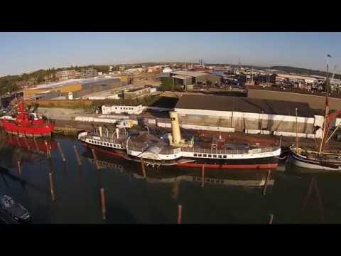 Medway Queen Paddle Steamer