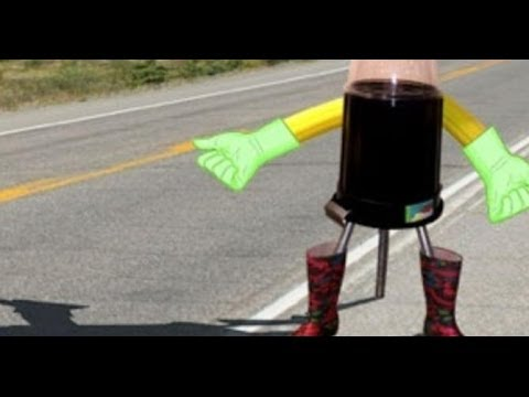 Hitchhiker Robot Experiment to Test Human Kindness