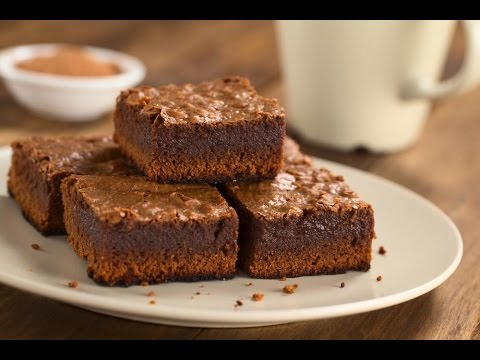 Homemade brownies from scratch easy