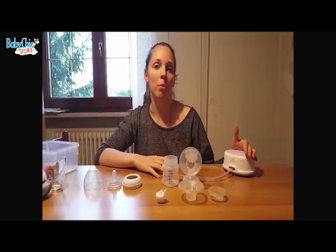Tiralatte Elettrico Avent - Videorecensione