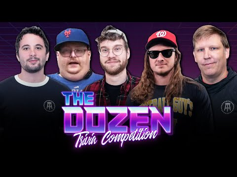 Most Electric Trivia Rivalry Returns For Huge Matchup (Ep. 063 of 'The Dozen')