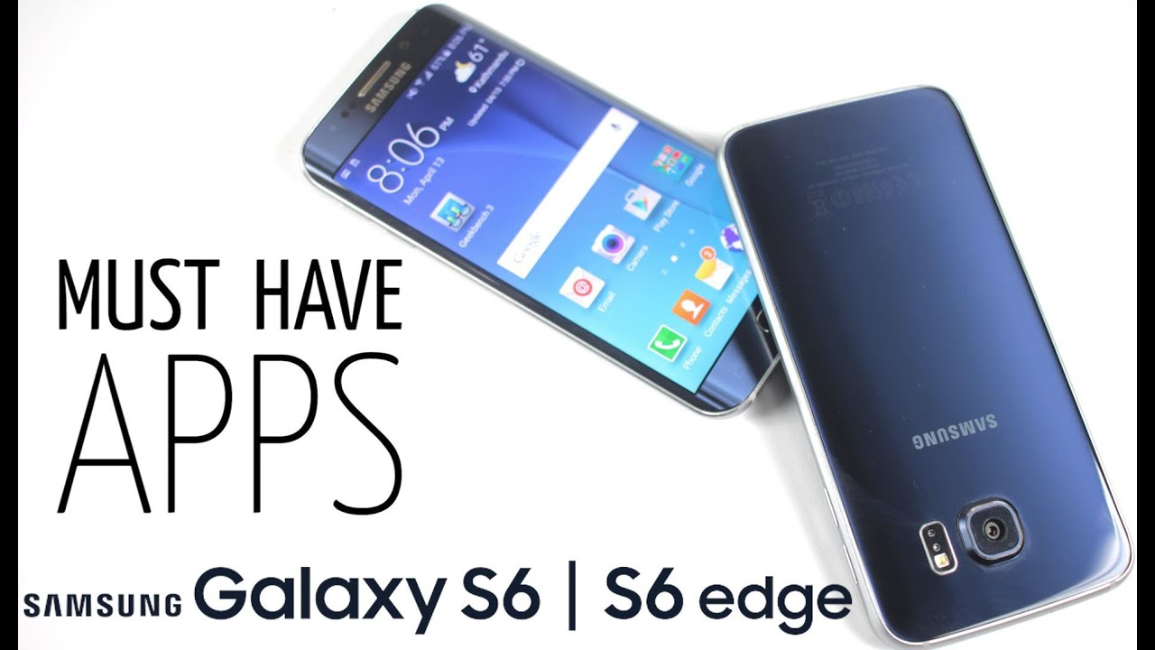 Descargar 10 Best Must Have Apps for Galaxy S6 and S6 Edge para Celular  #Android