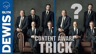 QUICK TRICK for BEST Results with Content Aware in Photoshop #113