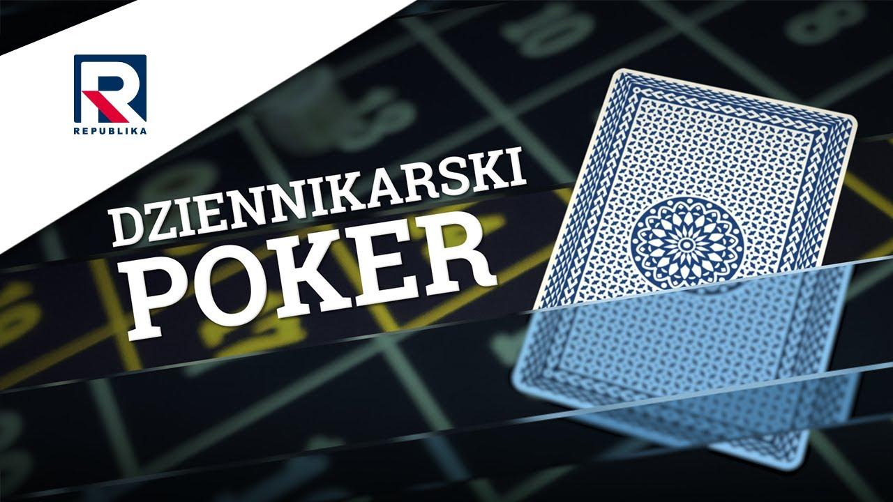 Dziennikarski Poker w Telewizji Republika