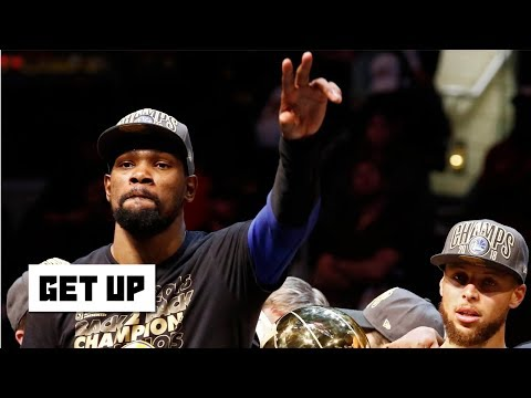 Video: It's OK that the Warriors' dynasty is over - Jalen Rose | Get Up