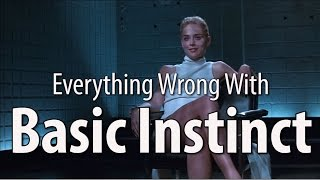 Nonton Everything Wrong With Basic Instinct In 15 Minutes Or Less Film Subtitle Indonesia Streaming Movie Download