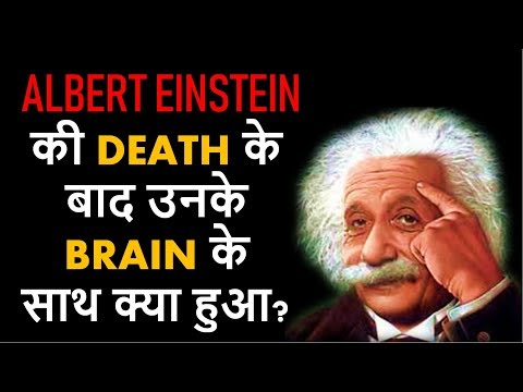 Albert Einstein की Death के बाद उनके Brain के साथ क्या हुआ? The brain of Albert Einstein |Full Story