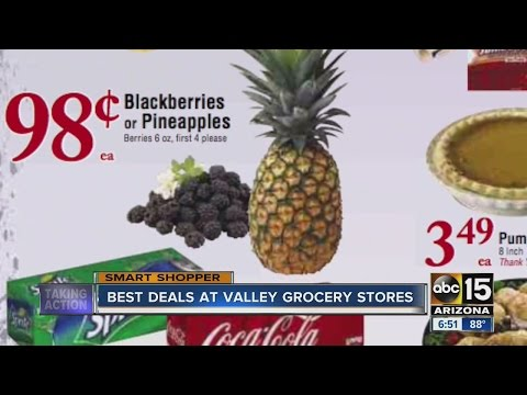 Smart Shopper: Weekly grocery store ads to save you money