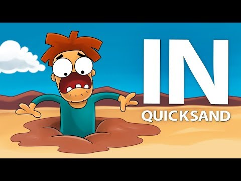 How Long Can You Stay Alive In Quicksand