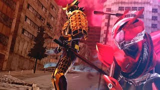 Nonton Kamen Rider Battride War Genesis   Gaim   Drive Gameplay   Hell Film Subtitle Indonesia Streaming Movie Download