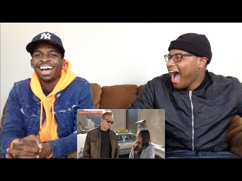 Ice Cube, Kevin Hart And Conan Help A Student Driver - CONAN (reaction)
