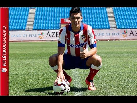 we - Nuestro nuevo número 11 fue presentado oficialmente en la Sala VIP del Calderón en un día que no olvidará. ¡Suscríbete! / Subscribe: http://www.youtube.com/subscription_center?add_user=Club...