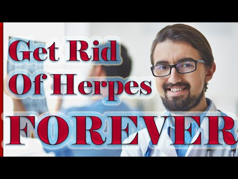 How To Get Rid Of Herpes Forever | HSV Cure* Found | Scientific evidence