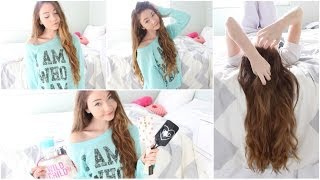 Hair Routine&Easy DIY Hair Products!
