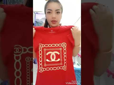 Kaos branded ory ala incess VLOG 2